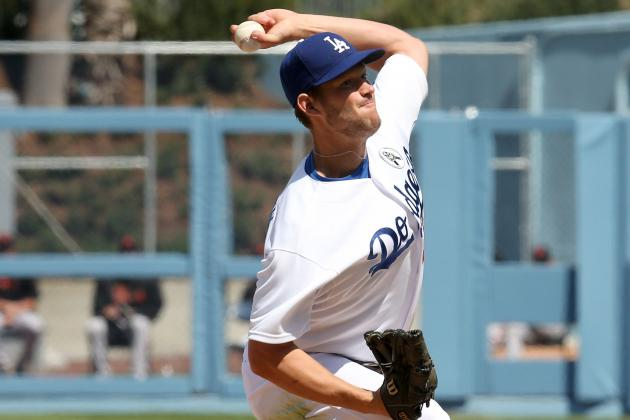 Kershaw in Elite Company with Opening Day Shutout and Home Run