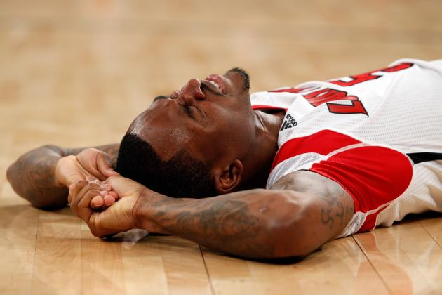 NCAA Tournament: Kevin Ware's Touching Note to Fans (PHOTO)