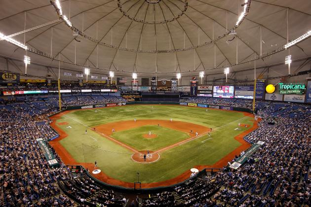 Rays Choose St. Pete Lighting Company to Do Upgrades at the Trop