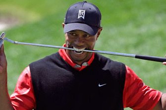 Tiger Woods Has His Old Bite Back