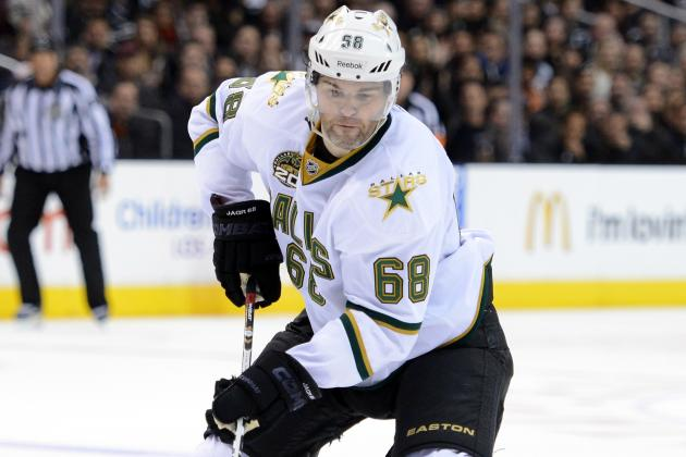 Report: Stars Tell Jagr He Will Be Dealt Before Deadline