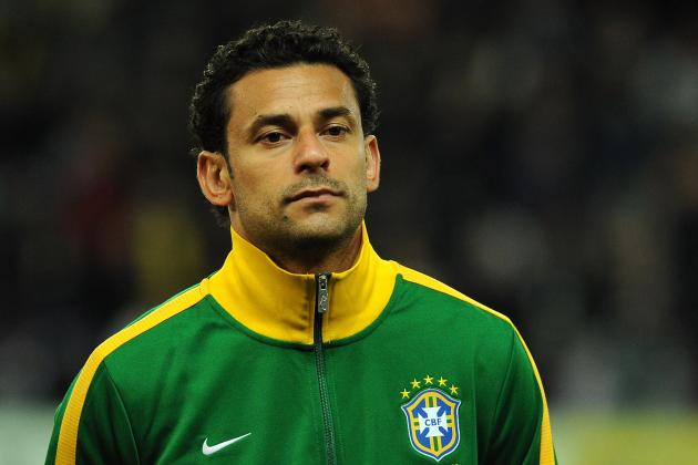 Fred: Why Brazil Striker Could Be Key to Their World Cup 2014 Hopes