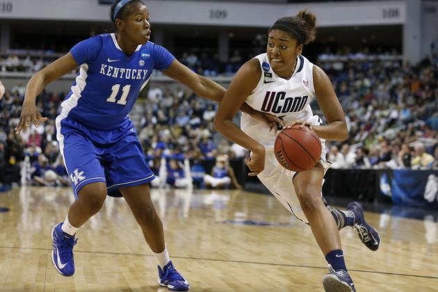 UConn Rolls Kentucky, Advances to Sixth Straight Final Four