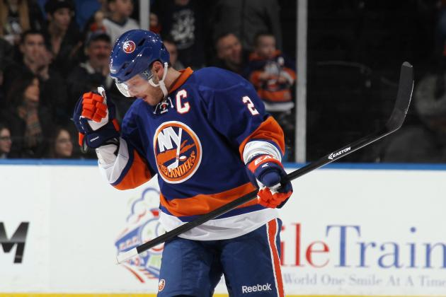 Islanders Unlikely to Agree to an Extension with D Streit