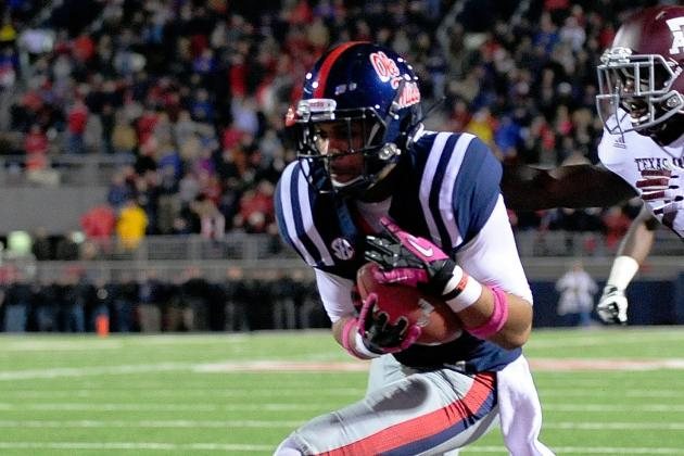 Hunger Fuels Ole Miss' Donte Moncrief