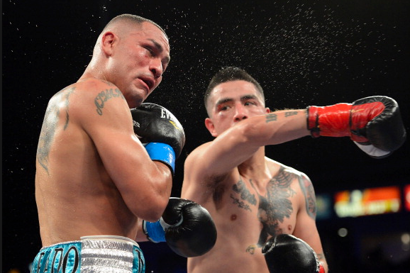 Rios-Alvarado Rematch Viewership Up 45%