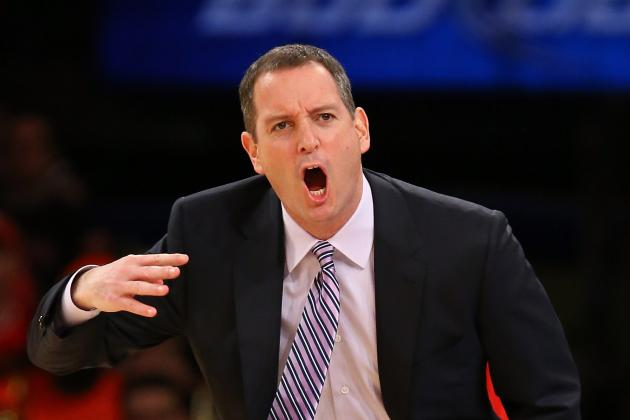 Report: ESPN to Air Video of Mike Rice Throwing Balls at His Players' Heads