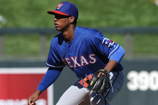 What Does Huge Elvis Andrus Extension Mean for Jurickson Profar's MLB Future?
