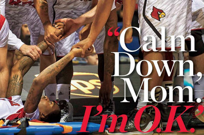 Photo: Ware Featured on SI Cover