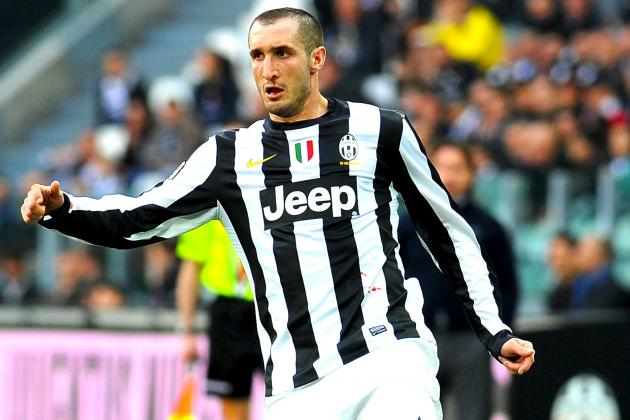 Why Giorgio Chiellini Is Key to Juventus' Hopes Against Bayern Munich