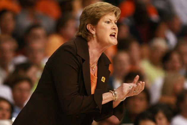Tennessee Coach Pat Summitt Opens Her Life Gameplan in New Book