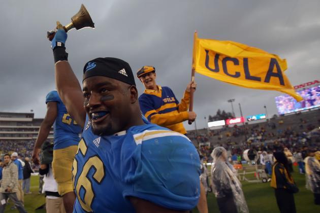 NFL Draft's Potential Patriots: UCLA DE Datone Jones