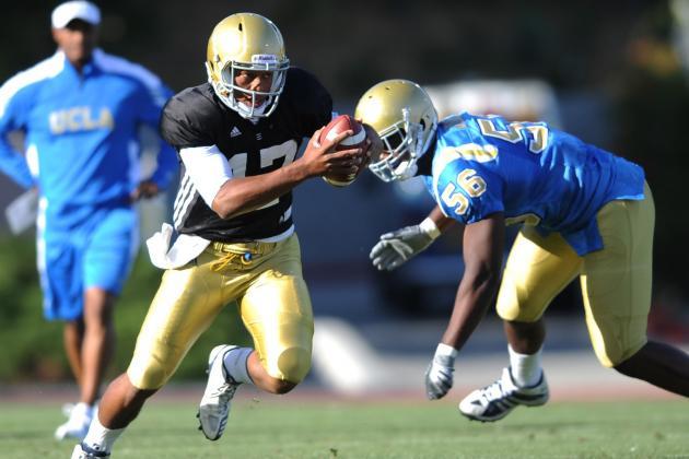UCLA Football Spring Practice Primer