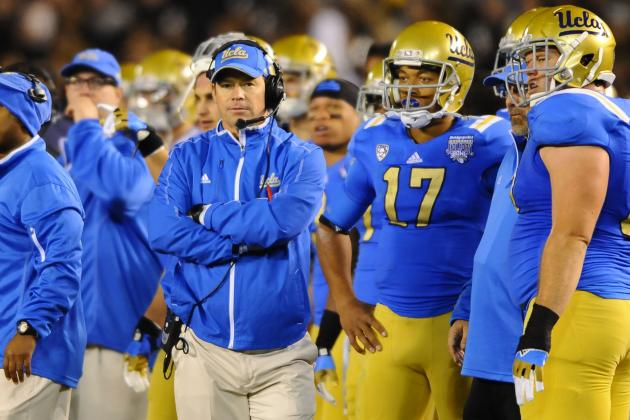 UCLA Hopes to Get Some Answers in Spring Practice