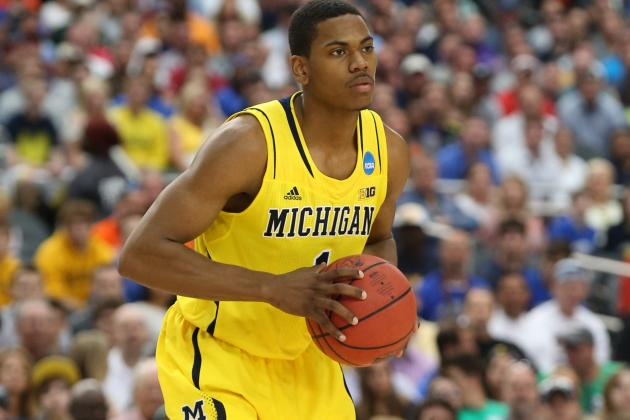 Glenn Robinson III Named to Kyle Macy Freshman All-America Team