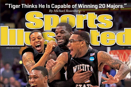 Shockers Featured on SI Cover