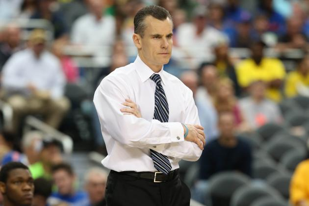 Donovan Named 2013 NABC UPS Division I All-District 21 Coach