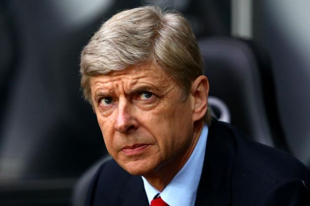PSG President Cools Wenger Talk