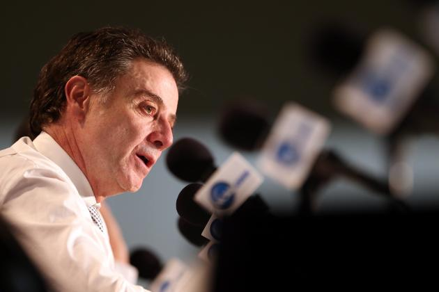 Shockers Not Surprising Louisville Coach Pitino