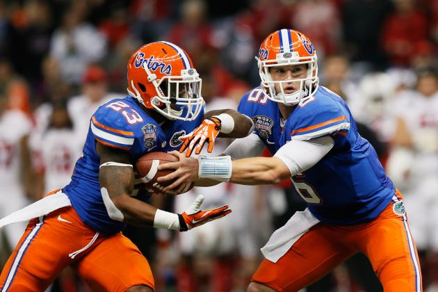 Gators Announce Changes to Format for Orange and Blue Debut