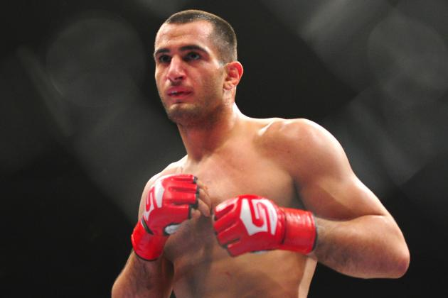 Gegard Mousasi Calls Wanderlei Silva 'Idiot of the Year' and a 'Jackass'