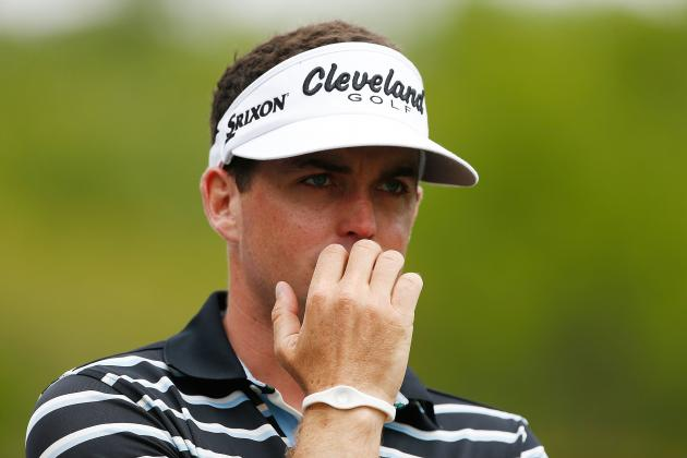 Keegan Bradley Did His Masters Groundwork Last Year