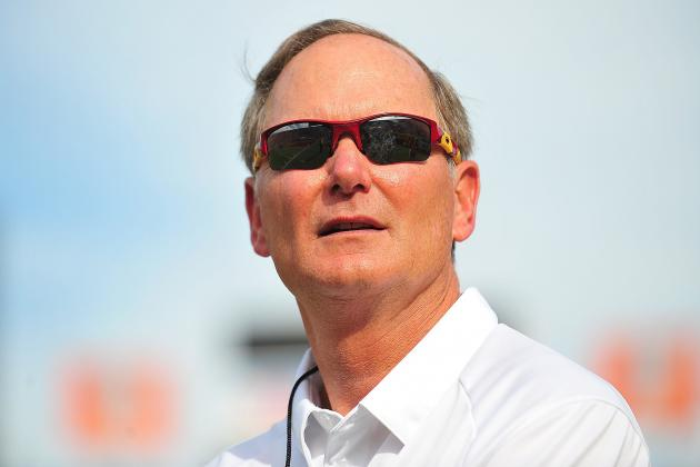 Why USC AD Pat Haden Is Worried about the O'Bannon Anti-Trust Suit