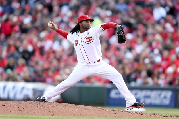 Cincinnati Reds: Projecting Johnny Cueto's 2013 Season