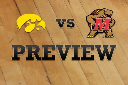 Iowa vs. Maryland: Full Game Preview