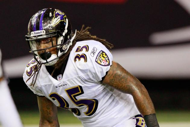 Anthony Allen Signs Exclusive Rights Free Agent Tender with Ravens