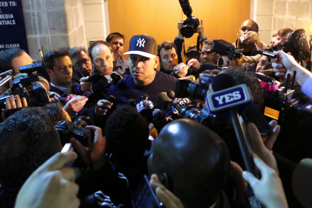 A-Rod: Rehab 'Going Very Well'