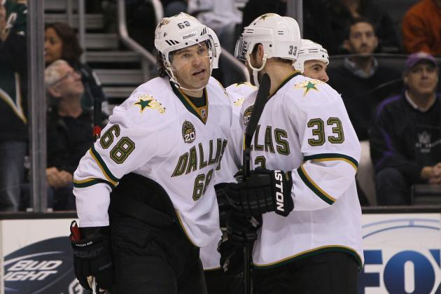 Jaromir Jagr to Bruins: Dallas Stars Trade Veteran to Boston