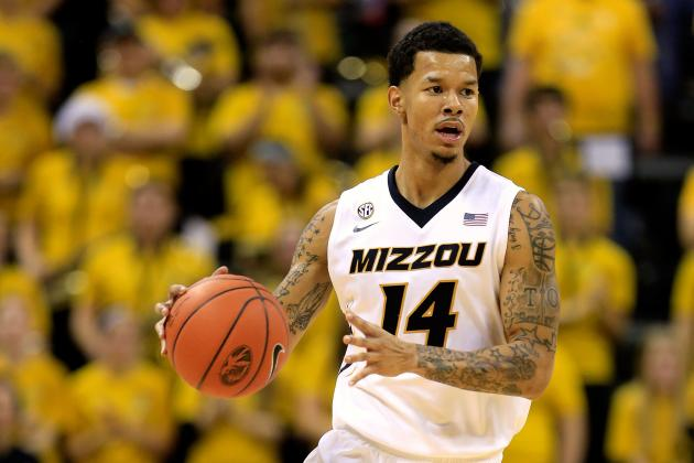 Webster-Chan, Bull Leaving Mizzou Basketball