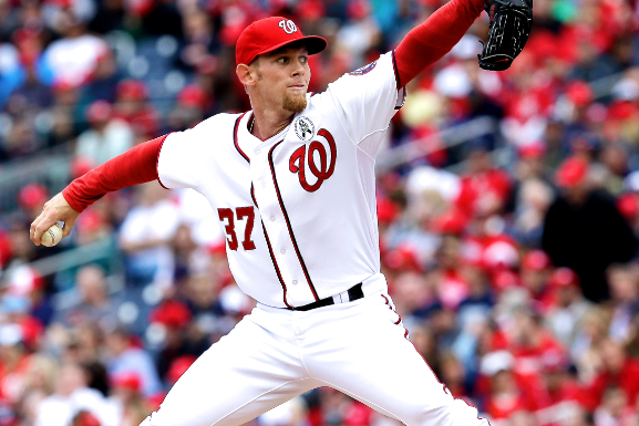 Stephen Strasburg Gives Washington Nationals a Perfect Start