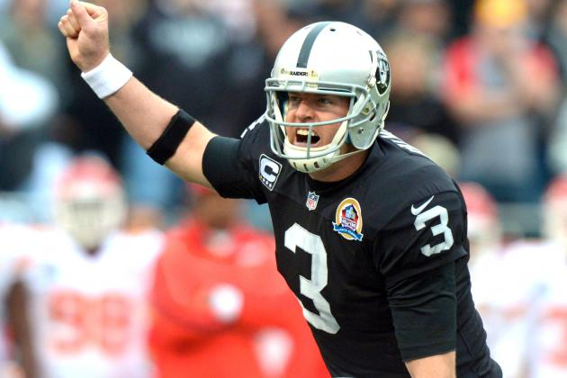 Carson Palmer to Cardinals: Oakland Raiders Reportedly Trade Star QB to Arizona
