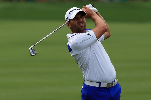 Harig: Don't Overlook Sergio Garcia at Augusta