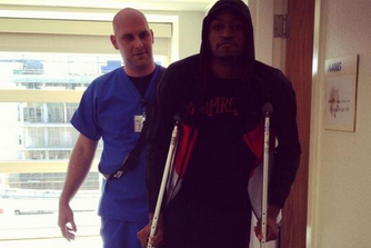 Kevin Ware Leaves Indianapolis Hospital, Heads Home to Louisville