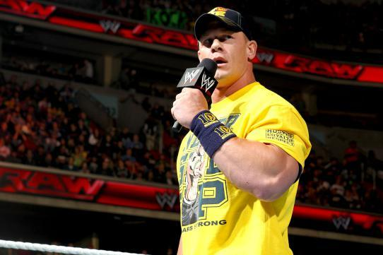 WWE Wrestlemania 29: The WWE Needs John Cena to Win on Sunday