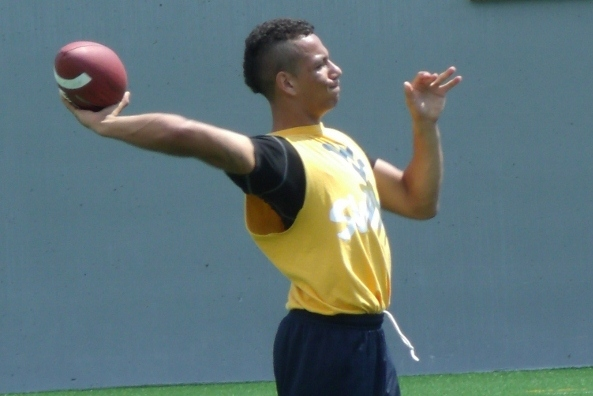 Freshman Quarterback Rawlins Not Ready, but Could Alter Future for WVU