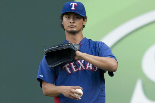 Year Two Gets Under Way Tuesday for Yu Darvish