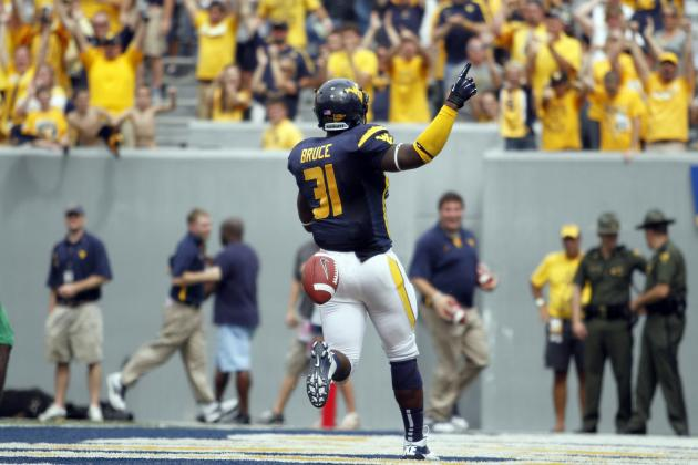 Isaiah Bruce Taking on Leadership Role for WVU