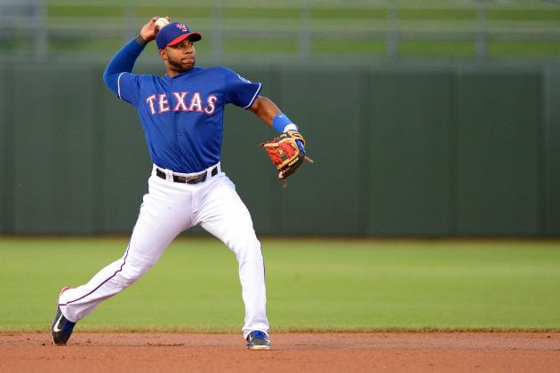Rangers Facing Decisions After Locking Up Elvis Andrus