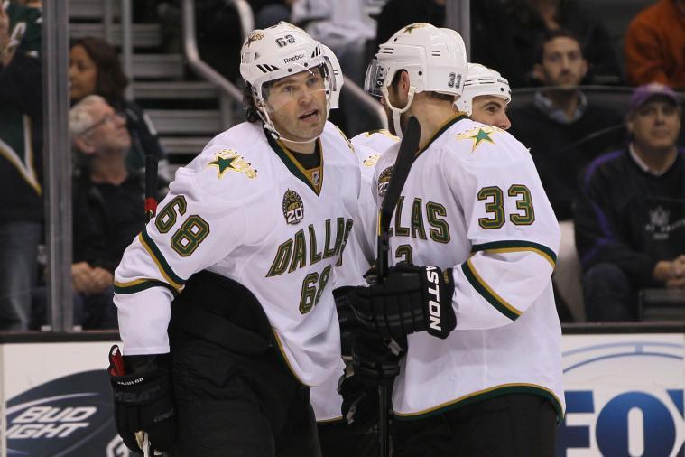 NHL: What Potential Jaromir Jagr Deal Means for Bruins