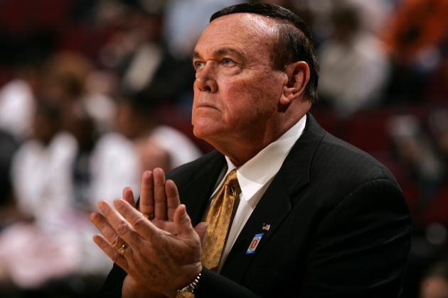 Keady Elected to National Collegiate Basketball Hall of Fame