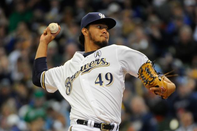 More Opening-Day Woes for Yovani Gallardo