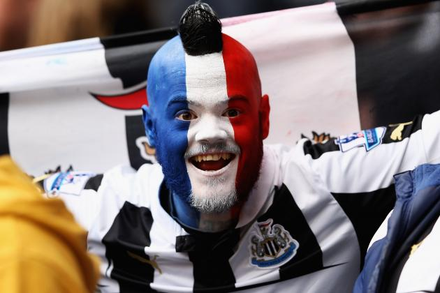Premier League: Are Newcastle Too Good to Go Down?