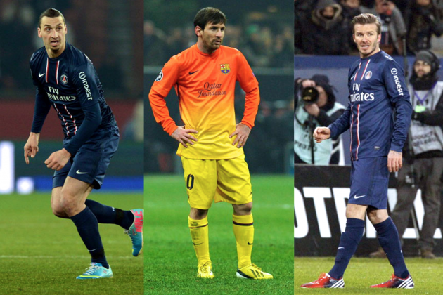 PSG vs. Barcelona: Champions League Quarterfinal 1st-Leg Live Score, Highlights