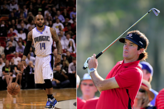 The Masters: Jameer Nelson Talks Bubba Watson and Augusta