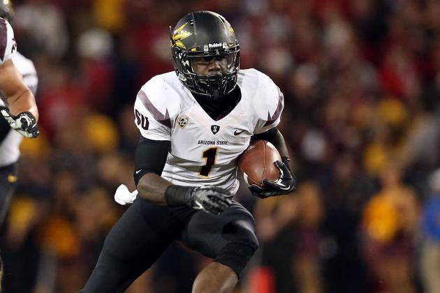 ASU's Grice Moving on from Tragedy