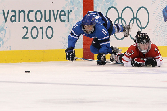 Annina Rajahuhta Brings Fond Memories of Canada to IIHF Women's Worlds